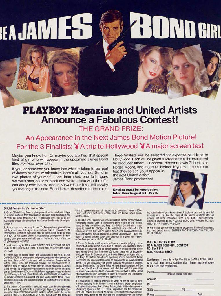 Playboy June 1979